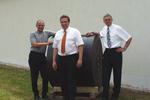 Gründung der germanBelt 2000