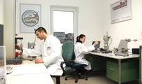 germanBelt Materialpruefungen im modernen Prueflabor