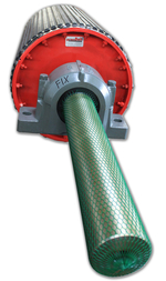 germanBelt Steel - Double drive pulley