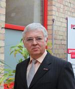 Dipl.-Ing. Uwe Hickmann - Geschäftsführender Gesellschafter der germanBelt Group