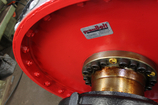 germanBelt® Drive pulley for conveyor systems
