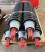 germanBelt® Produktion von Sondertragrollen und Förderbandtrommeln