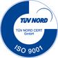 Zertifiziertes Qualitätsmanagement mit Logo vom TÜV Nord